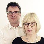 Christiane und Dr. Peter Hofmann,